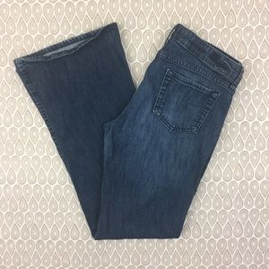 KUT From The Kloth Womens Flare Jeans Size 6 B36
